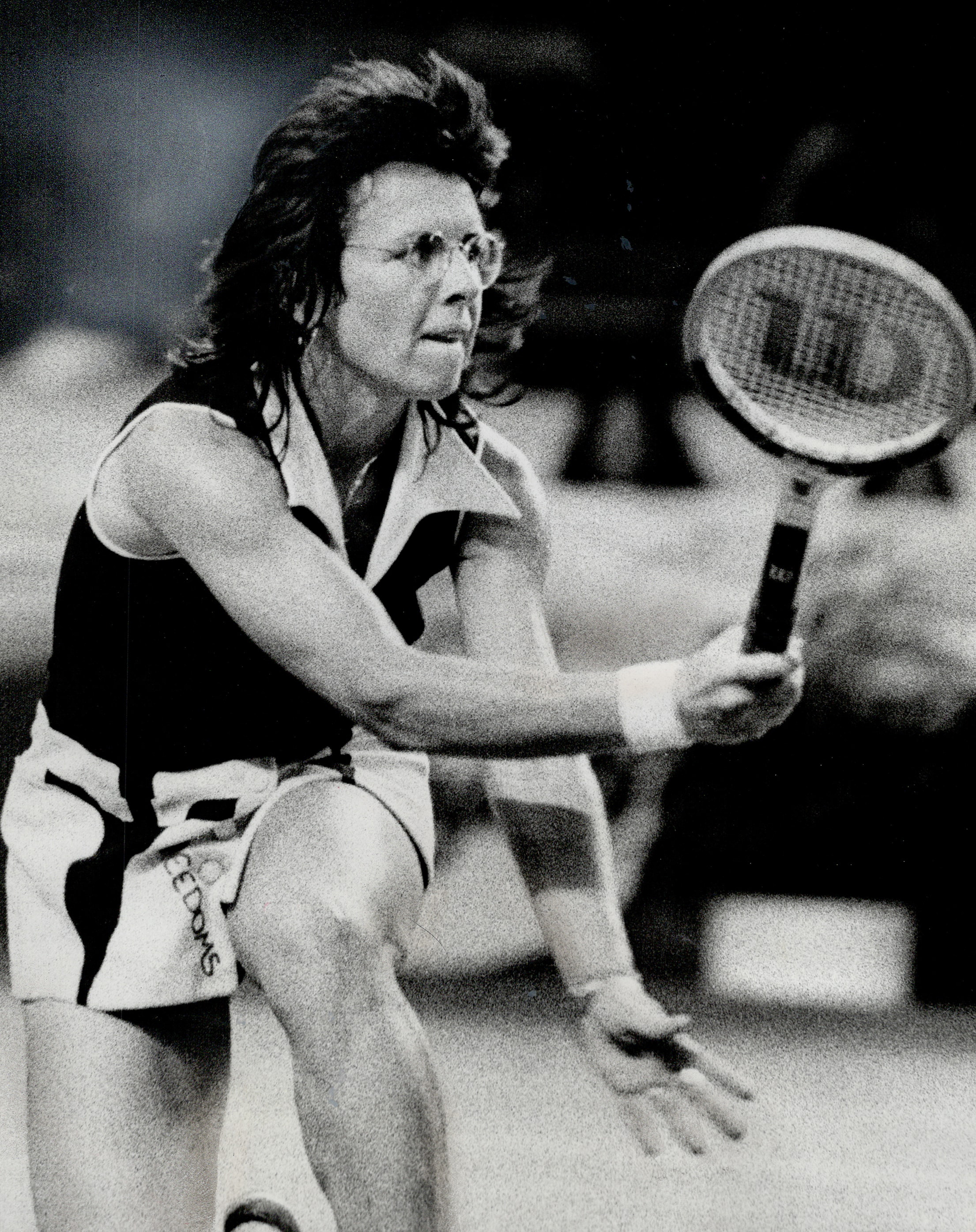La tenista Billy Jean King ganó 12 Grand Slam