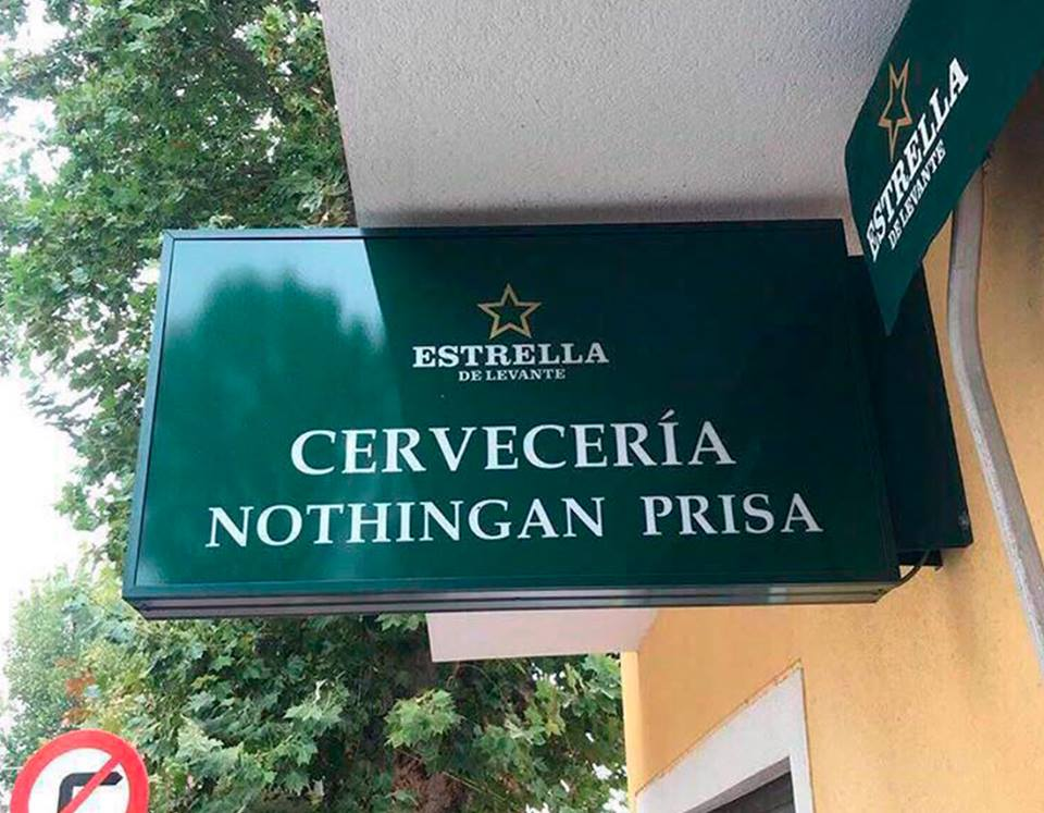 Nothinghan Prisa en Úbeda
