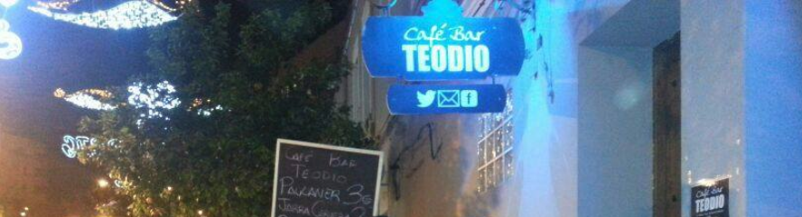 Bar Teodio en Valencia